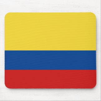 Bandera Mousepad de Colombia Alfombrilla De Ratones