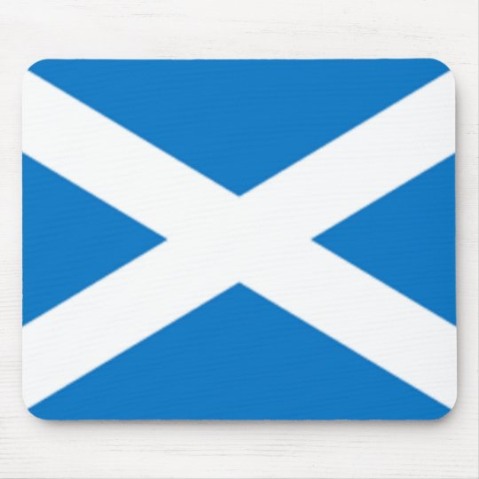 Bandera Mousepad de Escocia