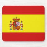 Bandera Mousepad de España