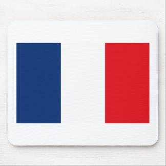 Bandera Mousepad de Francia Alfombrilla De Ratón