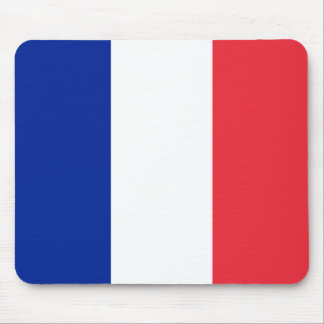 Bandera Mousepad de Francia Alfombrilla De Raton
