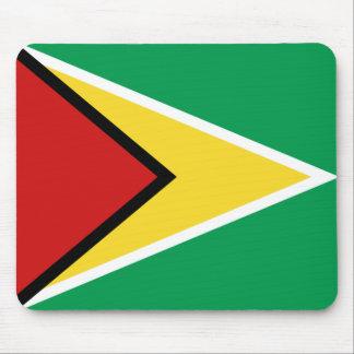 Bandera Mousepad de Guyana Alfombrillas De Ratones