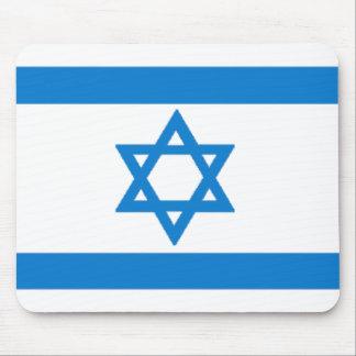 Bandera Mousepad de Israel