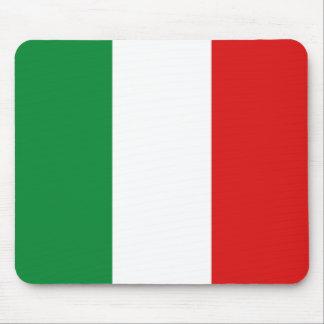 Bandera Mousepad de Italia Alfombrillas De Raton