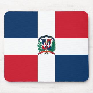 Bandera Mousepad de la República Dominicana