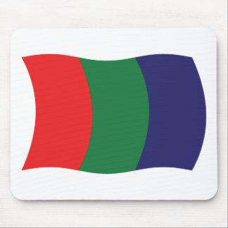 Bandera Mousepad de Marte