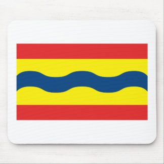 Bandera Mousepad de Overijssel Alfombrilla De Ratón