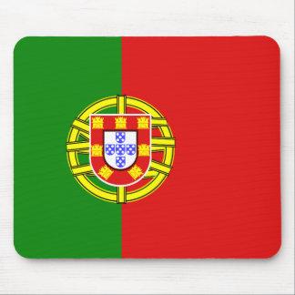 Bandera Mousepad de Portugal Tapete De Ratones