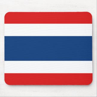 Bandera Mousepad de Tailandia Tapete De Ratón