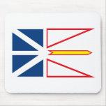 Bandera Mousepad de Terranova Alfombrilla De Ratones