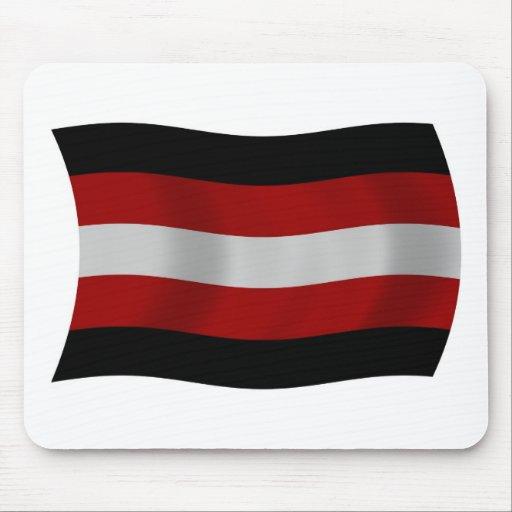 Bandera Mousepad del Satanism