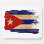 Bandera Mousepads de Cuba Alfombrillas De Ratones