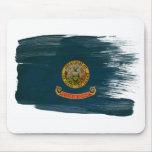 Bandera Mousepads de Idaho Tapete De Raton