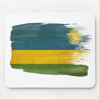 Bandera Mousepads de Rwanda
