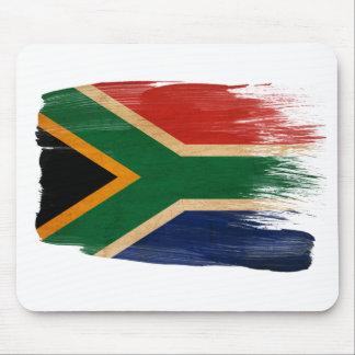 Bandera Mousepads de Suráfrica