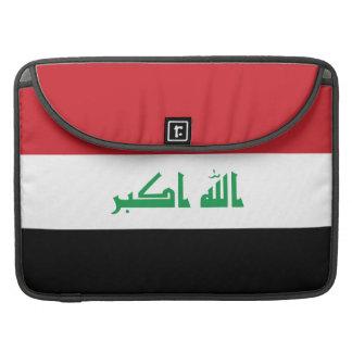 Bandera nacional actual de Iraq Fundas Macbook Pro