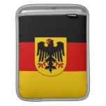 Bandera nacional de Alemania Funda Para iPads