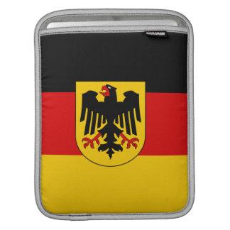 Bandera nacional de Alemania Mangas De iPad