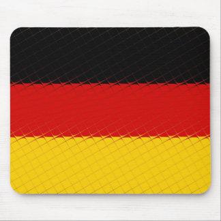 Bandera nacional de Alemania Tapetes De Raton