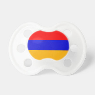 Bandera nacional de Armenia Chupetes De Bebe