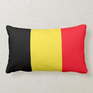 Bandera nacional de Bélgica Cojín
