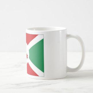 Bandera nacional de Burundi Taza