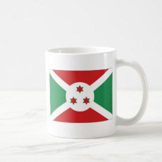 Bandera nacional de Burundi Taza De Café