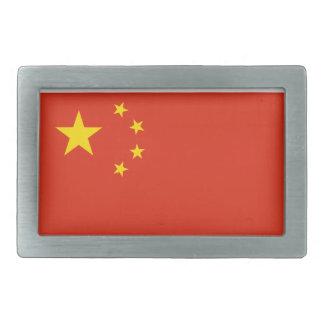 Bandera nacional de China (PRC) Hebilla Cinturon