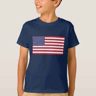 Bandera nacional de Estados Unidos Poleras