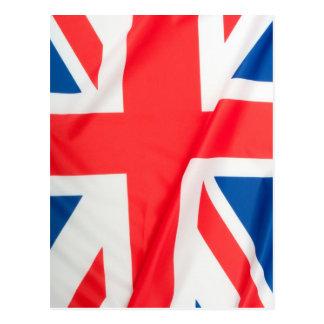 Bandera nacional de Gran Bretaña Postal