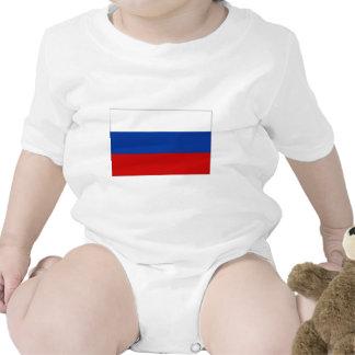 Bandera nacional de la Federación Rusa Trajes De Bebé