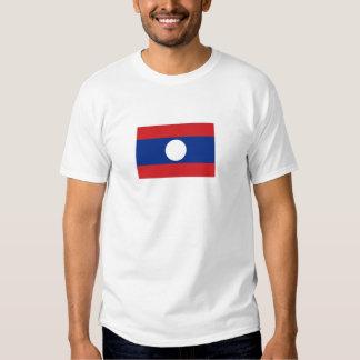 Bandera nacional de Laos Playeras