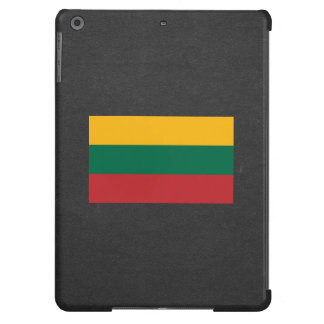 Bandera nacional de Lituania Funda Para iPad Air