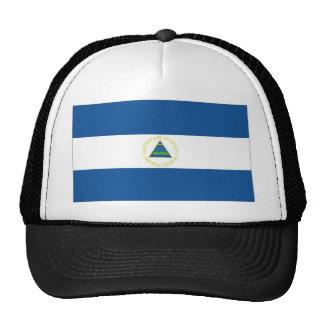 Bandera nacional de Nicaragua Gorros