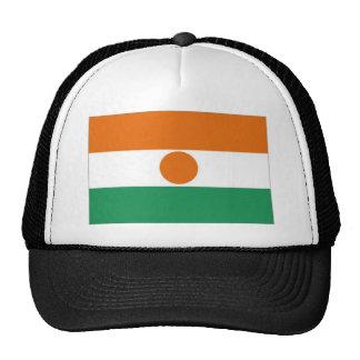 Bandera nacional de Niger Gorros Bordados