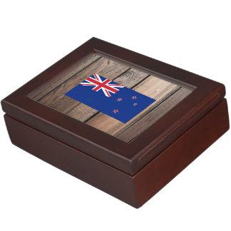 Bandera nacional de Nueva Zelanda Cajas De Recuerdos