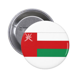 Bandera nacional de Omán Pins
