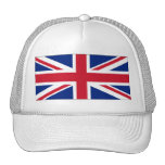 Bandera nacional de Reino Unido Gorras De Camionero