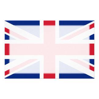 Bandera nacional de Reino Unido Papeleria