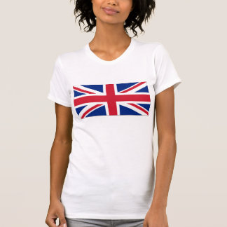 Bandera nacional de Reino Unido Remeras