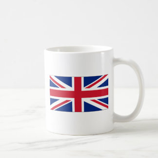 Bandera nacional de Reino Unido Tazas
