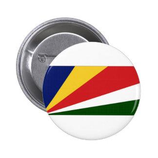 Bandera nacional de Seychelles Pin