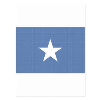 Bandera nacional de Somalia Postales