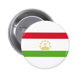 Bandera nacional de Tayikistán Pin