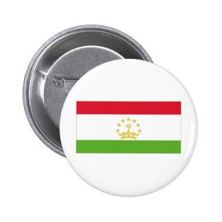 Bandera nacional de Tayikistán Pins