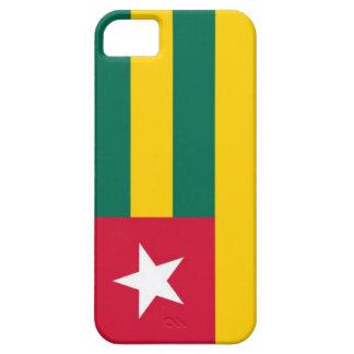 Bandera nacional de Togo iPhone 5 Case-Mate Protector