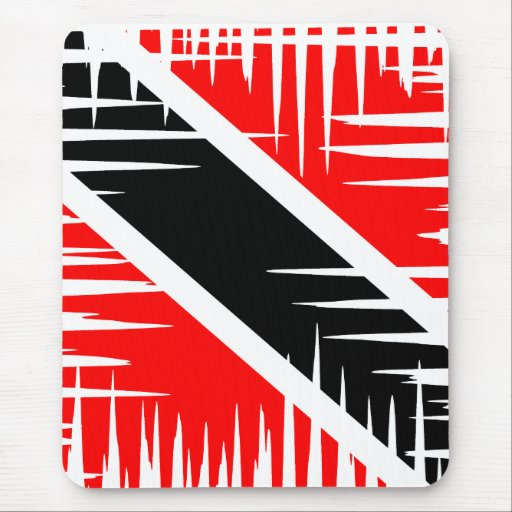 Bandera nacional de Trinidad and Tobago Tapete De Raton