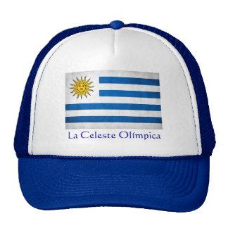 Bandera nacional de Uruguay Gorro