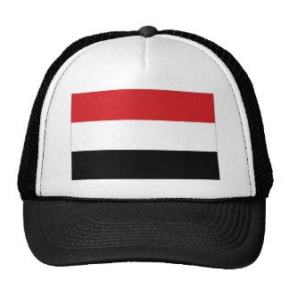 Bandera nacional de Yemen Gorros