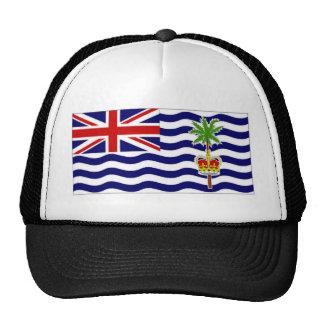 Bandera nacional del territorio del Océano Índico  Gorra